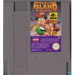 NES ADVENTURE ISLAND IN THE PACIFIC (LOOSE) - Jeux NES au prix de 19,95 €