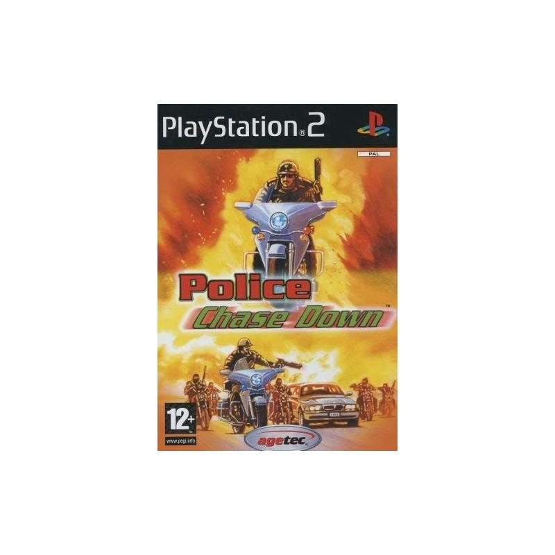 PS2 POLICE CHASE DOWN - Jeux PS2 au prix de 3,95€