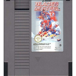 NES BLADES OF STEEL (LOOSE) - Jeux NES au prix de 6,95€