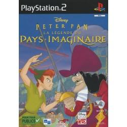 PS2 PETER PAN LEGENDE DU PAYS IMAGINAIRE - Jeux PS2 au prix de 3,95€