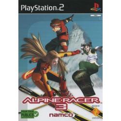 PS2 ALPINE RACER 3 - Jeux PS2 au prix de 4,95€