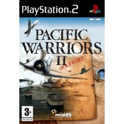 PS2 PACIFIC WARRIORS 2 - Jeux PS2 au prix de 6,95 €
