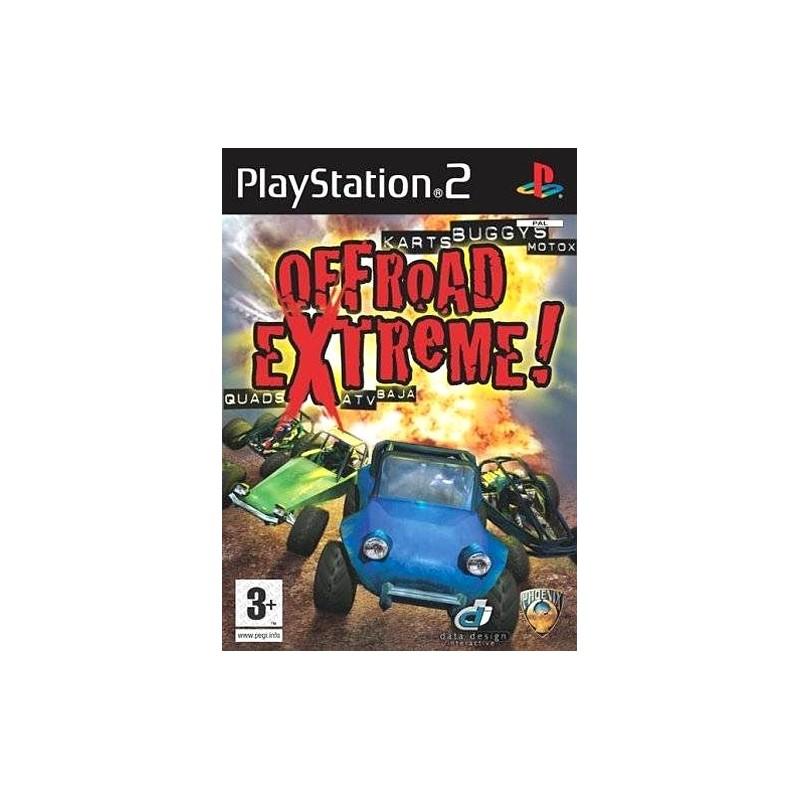 PS2 OFF ROAD EXTREME - Jeux PS2 au prix de 5,95€