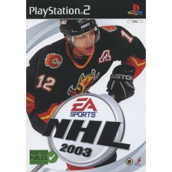 PS2 NHL 2003 - Jeux PS2 au prix de 3,95€