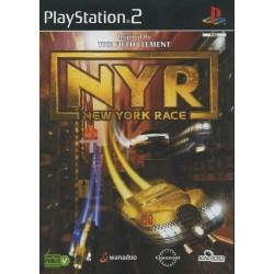 PS2 NEW YORK RACE - Jeux PS2 au prix de 3,95€