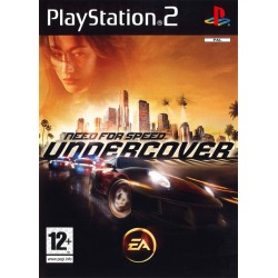 PS2 NEED FOR SPEED UNDERCOVER - Jeux PS2 au prix de 4,95 €