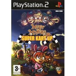 PS2 MYTH MAKERS SUPER KART GP - Jeux PS2 au prix de 5,95€