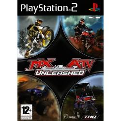 PS2 MX VS ATV UNLEASHED - Jeux PS2 au prix de 4,95€