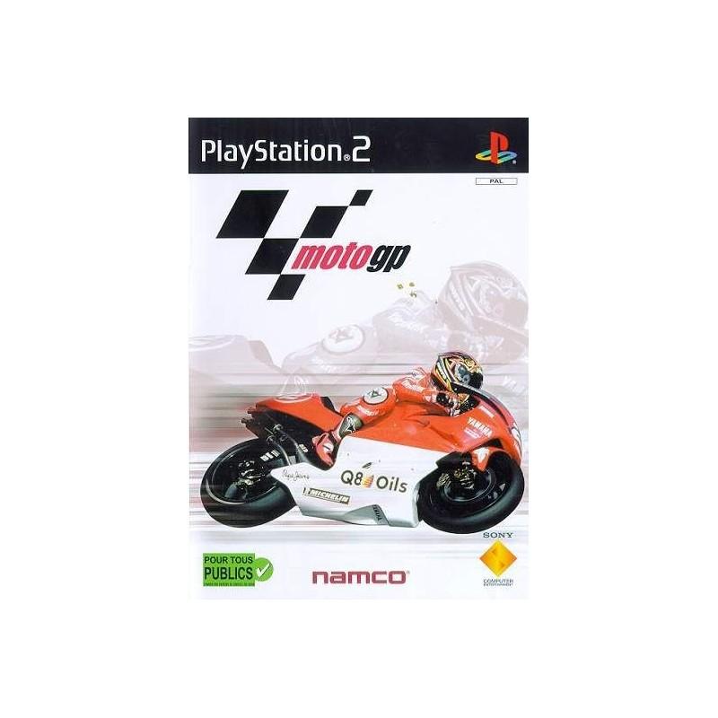 PS2 MOTO GP - Jeux PS2 au prix de 2,95€
