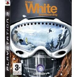 PS3 SHAUNWHITE SNOWBOARDING - Jeux PS3 au prix de 7,95€