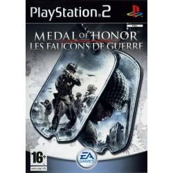 PS2 MEDAL OF HONOR LES FAUCONS DE GUERRE - Jeux PS2 au prix de 3,95€