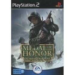 PS2 MEDAL OF HONOR EN PREMIERE LIGNE - Jeux PS2 au prix de 3,95€