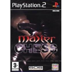 PS2 MASTER CHESS - Jeux PS2 au prix de 6,95€