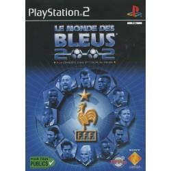 PS2 LE MONDE DES BLEUS 2002 - Jeux PS2 au prix de 1,95€