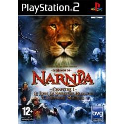PS2 LE MONDE DE NARNIA CHAPITRE 1 LE LION LA SORCIERE BLANCHE ET L ARMOIRE MAGIQUE - Jeux PS2 au prix de 3,95€