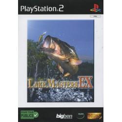 PS2 LAKE MASTERS EX - Jeux PS2 au prix de 4,95€