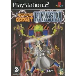 PS2 INSPECTEUR GADGET L INVASION DES ROBOTS MAD - Jeux PS2 au prix de 3,95€