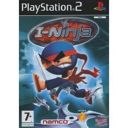 PS2 I NINJA - Jeux PS2 au prix de 5,00€