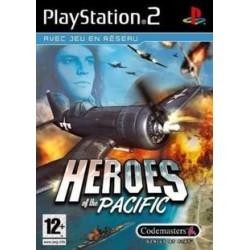 PS2 HEROES OF THE PACIFIC - Jeux PS2 au prix de 3,95€