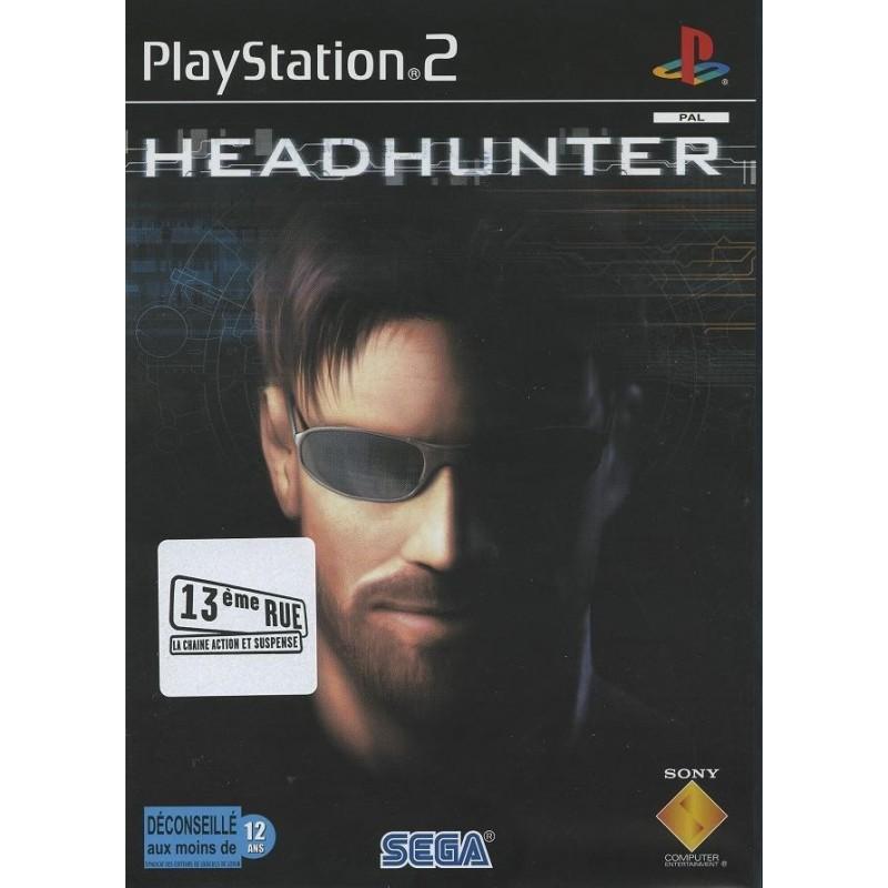 PS2 HEAD HUNTER - Jeux PS2 au prix de 3,95€