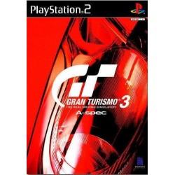 PS2 GRAN TURISMO 3 - Jeux PS2 au prix de 2,95€