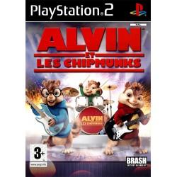 PS2 ALVIN ET LES CHIPMUNKS - Jeux PS2 au prix de 2,95€