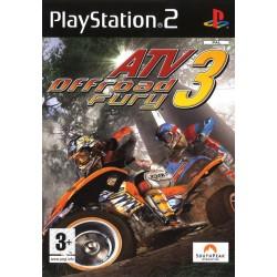 PS2 ATV OFFROAD FURY 3 - Jeux PS2 au prix de 5,95€