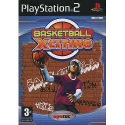 PS2 BASKETBALL XCITING - Jeux PS2 au prix de 5,95€