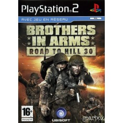 PS2 BROTHERS IN ARMS : ROAD TO HILL 30 - Jeux PS2 au prix de 3,95 €