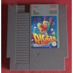 NES DIGGER T.ROCK (LOOSE) - Jeux NES au prix de 4,95€