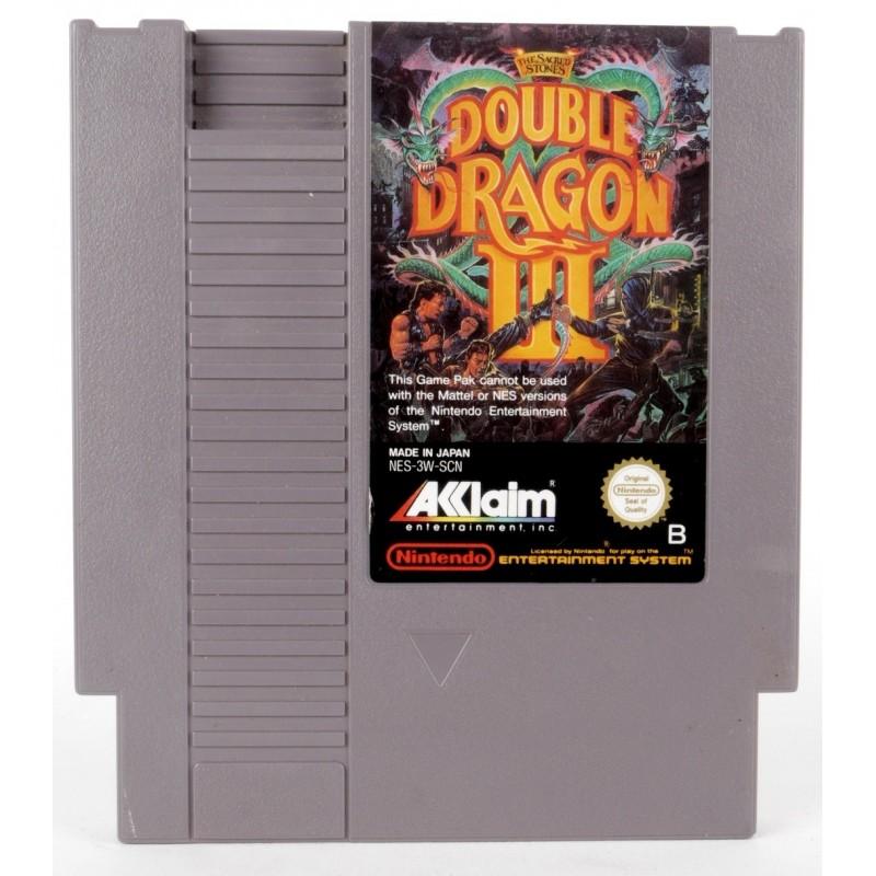 NES DOUBLE DRAGON 3 (LOOSE) - Jeux NES au prix de 14,95€