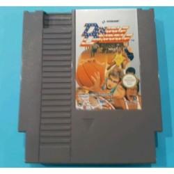 NES DOUBLE DRIBBLE (LOOSE) - Jeux NES au prix de 4,95€