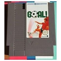 NES GOAL (LOOSE) - Jeux NES au prix de 4,95€