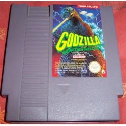 NES GODZILLA (LOOSE) - Jeux NES au prix de 9,95€