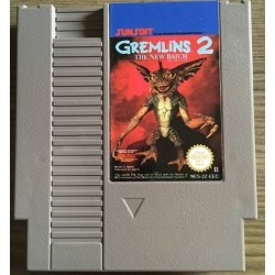 NES GREMLINS 2 (LOOSE) - Jeux NES au prix de 6,95€