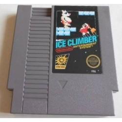 NES ICE CLIMBER (ASD) (LOOSE) - Jeux NES au prix de 19,95€