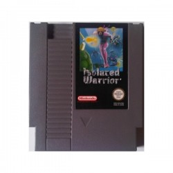 NES ISOLATED WARRIOR (LOOSE) - Jeux NES au prix de 4,95 €