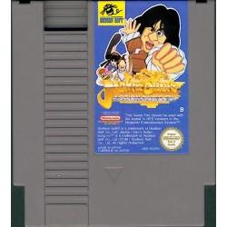 NES JACKIE CHAN S ACTION KUNG FU (LOOSE) - Jeux NES au prix de 14,95€