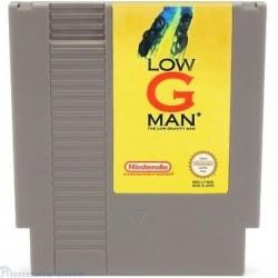 NES LOW G MAN (LOOSE) - Jeux NES au prix de 6,95€