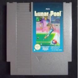 NES LUNAR POOL (LOOSE) - Jeux NES au prix de 3,95€
