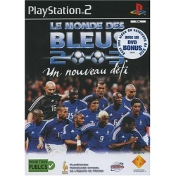 PS2 LE MONDE DES BLEUS 2003 UN NOUVEAU DEFI - Jeux PS2 au prix de 3,95€
