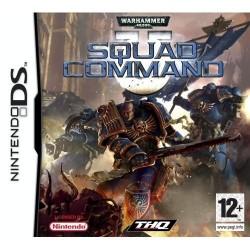 DS WARHAMMER 40000 SQUAD COMMAND - Jeux DS au prix de 6,95€