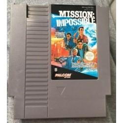 NES MISSION IMPOSSIBLE (LOOSE) - Jeux NES au prix de 4,95€