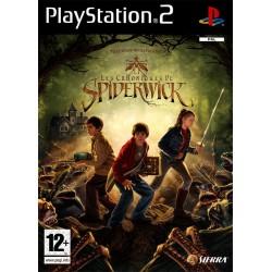 PS2 LES CHRONIQUES DE SPIDERWICK - Jeux PS2 au prix de 4,95€