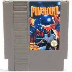 NES PUNCHOUT (LOOSE) - Jeux NES au prix de 9,95€