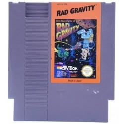 NES RAD GRAVITY (LOOSE) - Jeux NES au prix de 6,95€