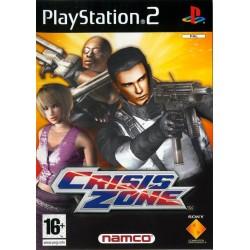 PS2 CRISIS ZONE - Jeux PS2 au prix de 6,95€