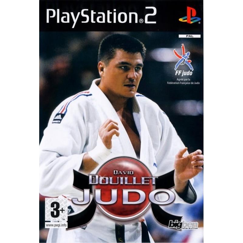 PS2 DAVID DOUILLET JUDO - Jeux PS2 au prix de 3,95€