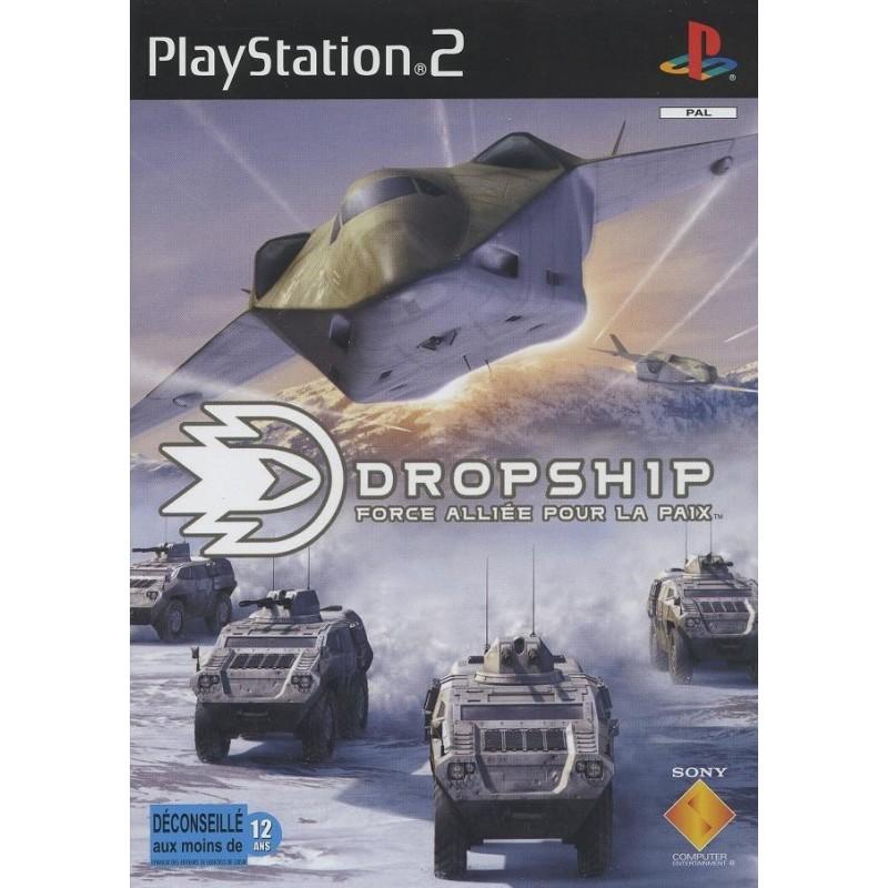 PS2 DROPSHIP - Jeux PS2 au prix de 6,95€