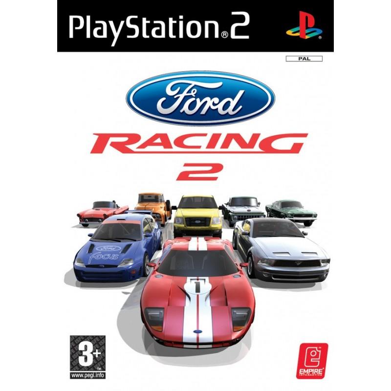 PS2 FORD RACING 2 - Jeux PS2 au prix de 4,95€